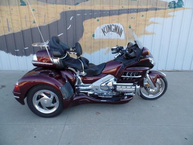2008 Honda Gold Wing 1800 Trike - Photo 1 - Kingman, KS 67068