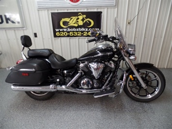 2011 Yamaha V Star 950 Tour