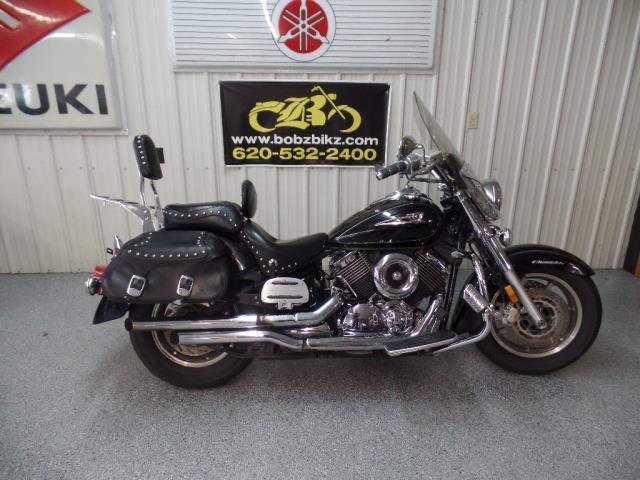 2006 Yamaha V Star 1100 Silverado - Photo 1 - Kingman, KS 67068