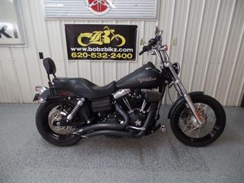 2011 Harley-Davidson Street Bob - Photo 1 - Kingman, KS 67068