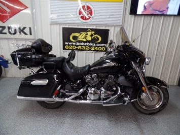 2007 Yamaha Royal Star Venture Midnight