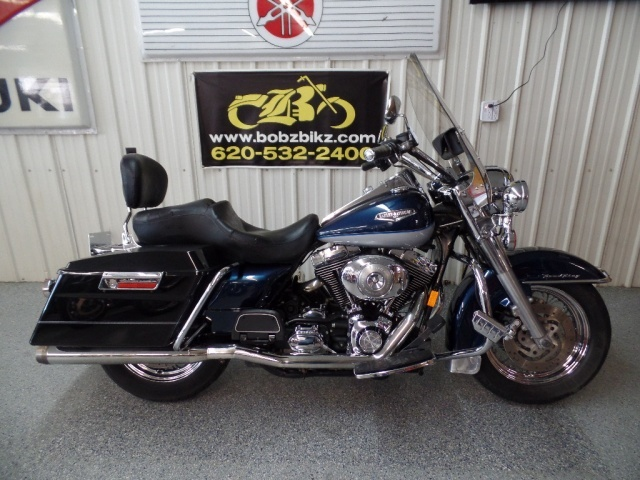 2002 Harley-Davidson Road King - Photo 1 - Kingman, KS 67068