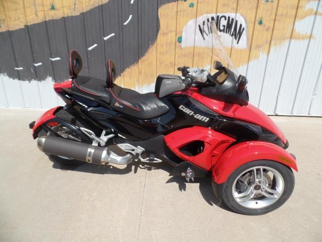 2009 Can-Am Spyder GS SE5 - Photo 1 - Kingman, KS 67068