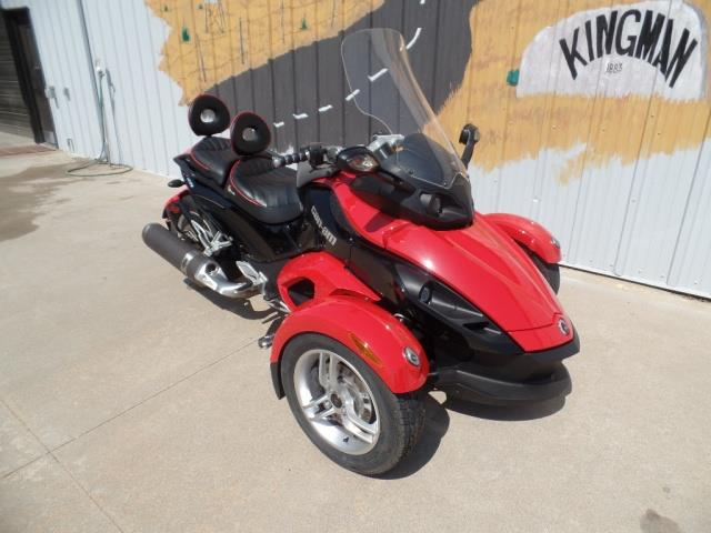 2009 Can-Am Spyder GS SE5 - Photo 2 - Kingman, KS 67068