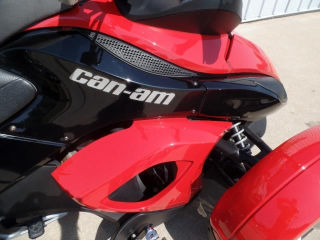 2009 Can-Am Spyder GS SE5 - Photo 7 - Kingman, KS 67068