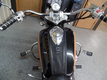 1998 Honda Shadow ACE 750 - Photo 17 - Kingman, KS 67068