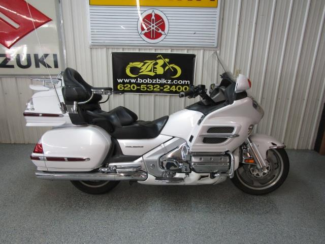 2008 Honda Gold Wing 1800 - Photo 1 - Kingman, KS 67068