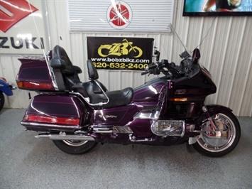 1996 Honda Gold Wing 1500 - Photo 1 - Kingman, KS 67068