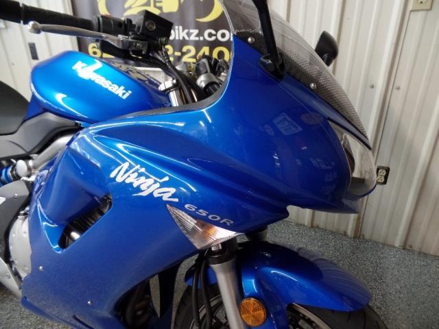 2007 Kawasaki Ninja 650R - Photo 6 - Kingman, KS 67068