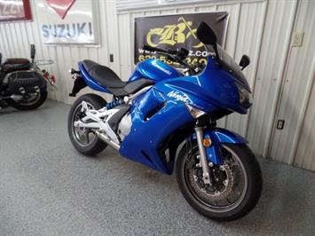 2007 Kawasaki Ninja 650R - Photo 2 - Kingman, KS 67068