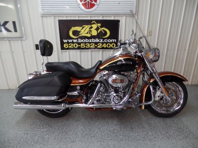 2008 Harley-Davidson Road King CVO - Photo 1 - Kingman, KS 67068