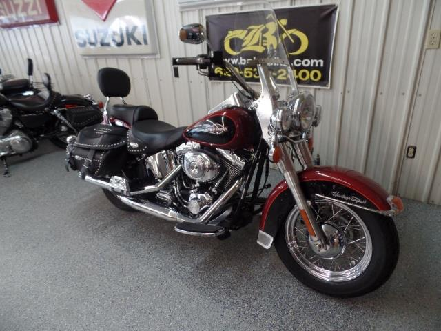 2006 Harley-Davidson Heritage Softail Classic - Photo 2 - Kingman, KS 67068