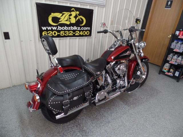 2006 Harley-Davidson Heritage Softail Classic - Photo 3 - Kingman, KS 67068