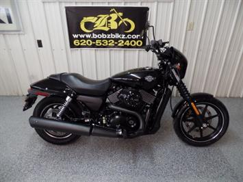 2016 Harley-Davidson Street 750 - Photo 1 - Kingman, KS 67068