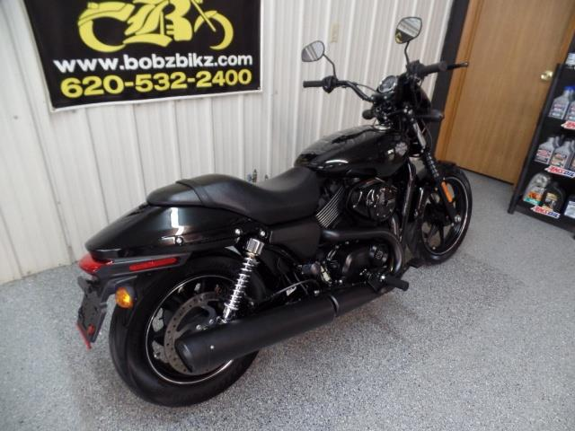 2016 Harley-Davidson Street 750 - Photo 3 - Kingman, KS 67068