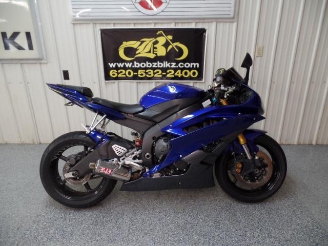 2007 Yamaha R6 - Photo 1 - Kingman, KS 67068