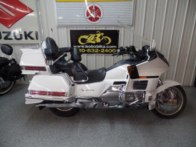 1993 Honda Gold Wing 1500 - Photo 1 - Kingman, KS 67068