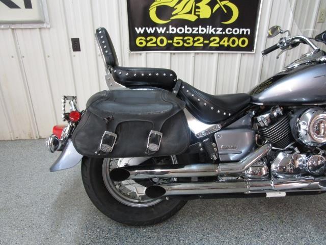 2005 Yamaha V Star 650 Silverado - Photo 9 - Kingman, KS 67068