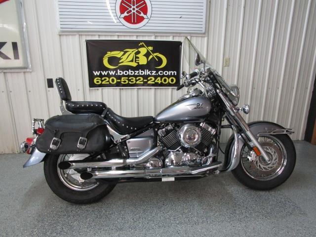 2005 Yamaha V Star 650 Silverado - Photo 1 - Kingman, KS 67068