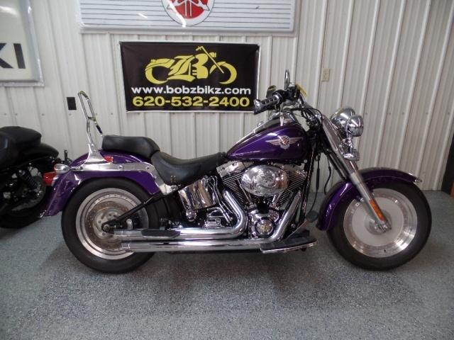 2002 Harley-Davidson Fat Boy - Photo 1 - Kingman, KS 67068
