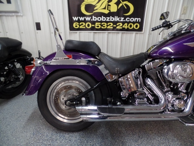 2002 Harley-Davidson Fat Boy - Photo 9 - Kingman, KS 67068