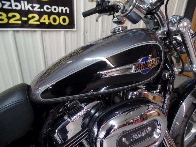 2014 Harley-Davidson Sportster 1200 C - Photo 7 - Kingman, KS 67068