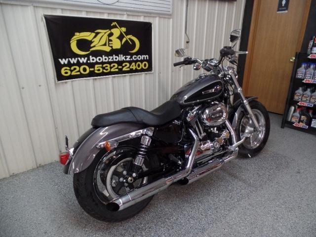 2014 Harley-Davidson Sportster 1200 C - Photo 11 - Kingman, KS 67068