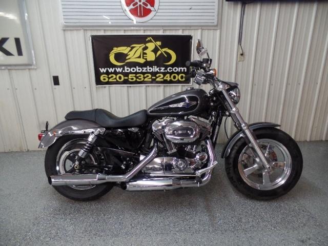 2014 Harley-Davidson Sportster 1200 C - Photo 1 - Kingman, KS 67068