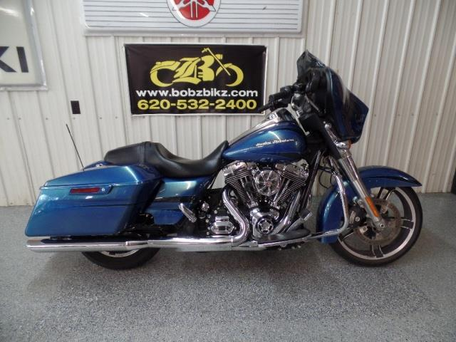 2014 Harley-Davidson Street Glide - Photo 1 - Kingman, KS 67068