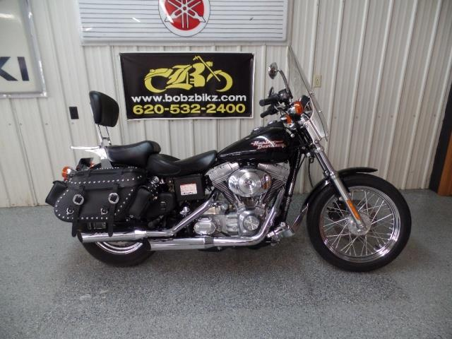 2001 Harley-Davidson Super Glide - Photo 1 - Kingman, KS 67068