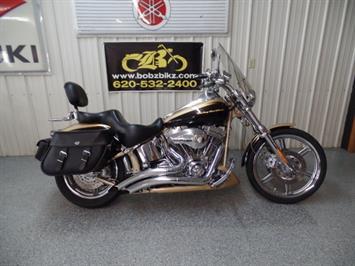 2003 Harley-Davidson Softail Duece Anniversary CVO - Photo 1 - Kingman, KS 67068