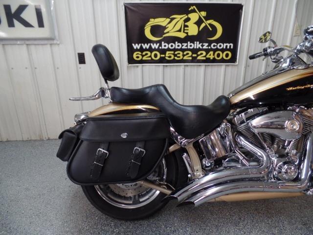 2003 Harley-Davidson Softail Duece Anniversary CVO - Photo 9 - Kingman, KS 67068
