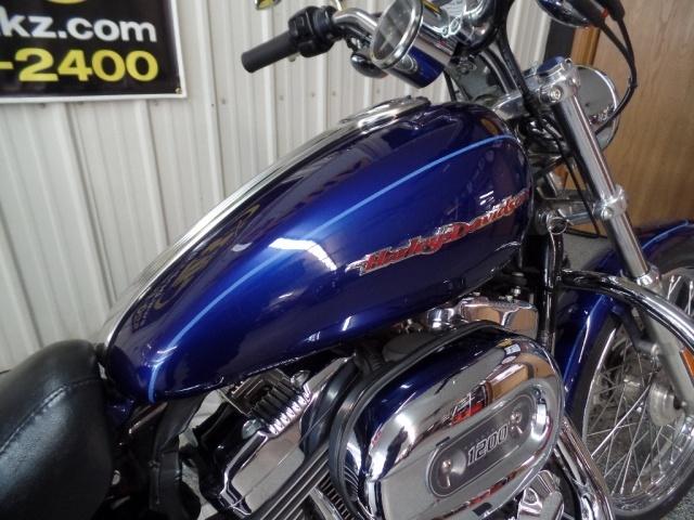 2006 Harley-Davidson Sportster 1200 C - Photo 7 - Kingman, KS 67068
