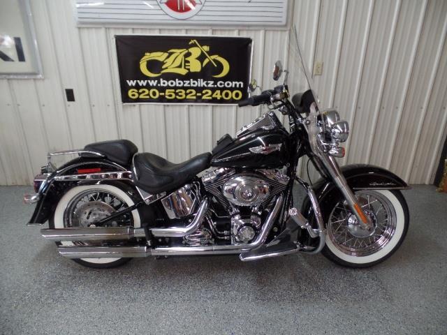 2009 Harley-Davidson Softail Deluxe - Photo 1 - Kingman, KS 67068