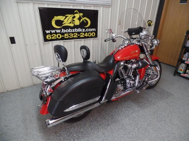 2007 Harley-Davidson Road King CVO - Photo 3 - Kingman, KS 67068