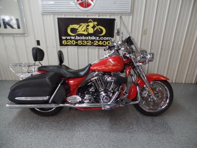 2007 Harley-Davidson Road King CVO - Photo 1 - Kingman, KS 67068