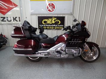 2007 Honda Gold Wing 1800