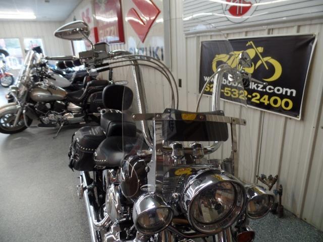 2009 Harley-Davidson Heritage Softail Classic - Photo 6 - Kingman, KS 67068