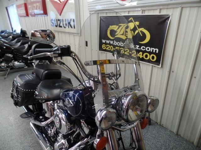 2012 Harley-Davidson Heritage Softail Classic - Photo 5 - Kingman, KS 67068