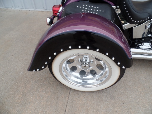 2011 Harley-Davidson Heritage Softail Trike - Photo 5 - Kingman, KS 67068