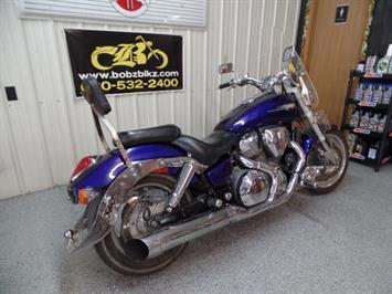 2002 Honda VTX 1800 C - Photo 17 - Kingman, KS 67068