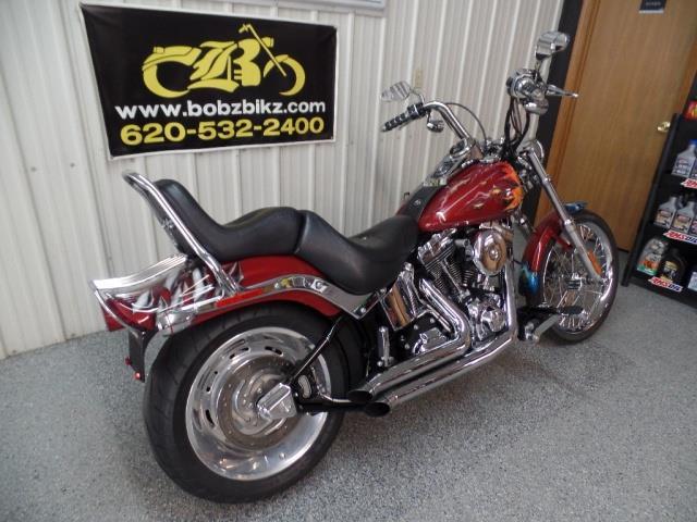 2007 Harley-Davidson Softail Custom - Photo 3 - Kingman, KS 67068