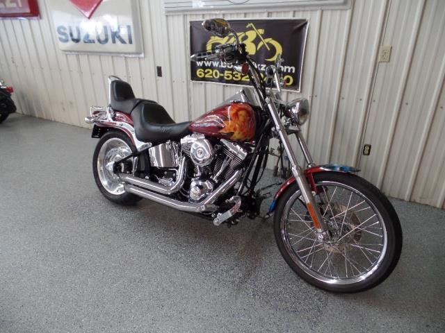 2007 Harley-Davidson Softail Custom - Photo 2 - Kingman, KS 67068