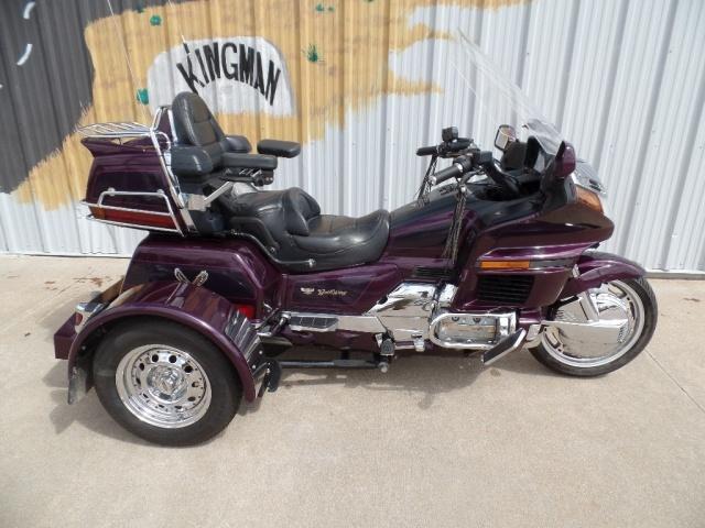 1996 Honda Gold Wing 1500 Voyager Trike - Photo 1 - Kingman, KS 67068