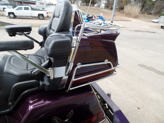 1996 Honda Gold Wing 1500 Voyager Trike - Photo 15 - Kingman, KS 67068