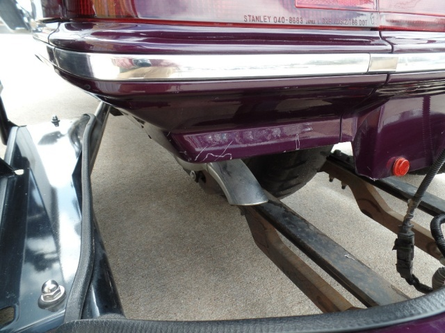 1996 Honda Gold Wing 1500 Voyager Trike - Photo 22 - Kingman, KS 67068