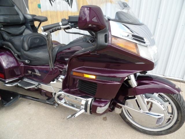 1996 Honda Gold Wing 1500 Voyager Trike - Photo 7 - Kingman, KS 67068