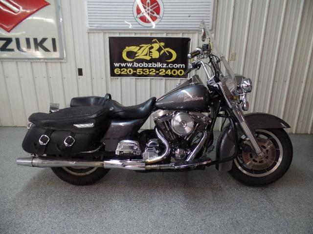 1997 Harley Davidson Road King Photo 1 Kingman Ks 67068
