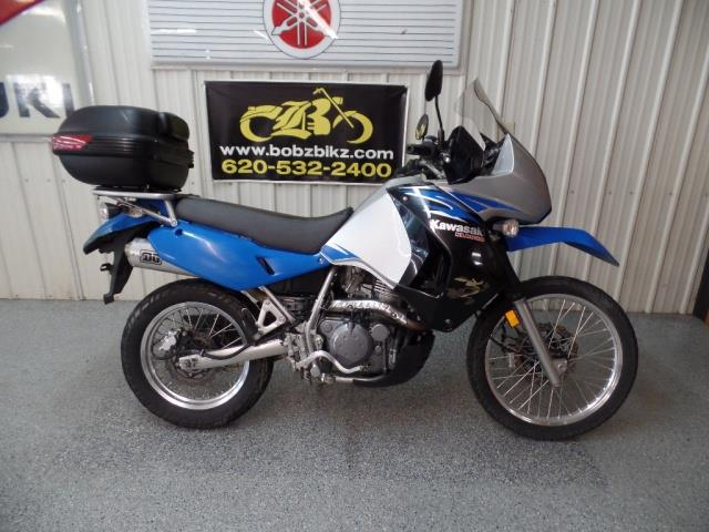 2008 Kawasaki KLR 650 - Photo 1 - Kingman, KS 67068