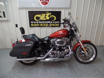 2014 Harley-Davidson Sportster 1200 T - Photo 1 - Kingman, KS 67068